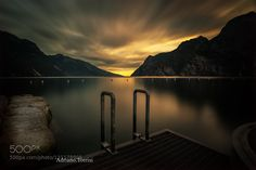 Sunset through the clouds by AdrianoTorrisi. Please Like http://fb.me/go4photos and Follow @go4fotos Thank You. :-)