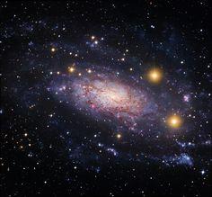 Günün Astronomi Görseli 24 Şubat | Görsel ile ilgili ayrıntılar için görsele tıklayınız.