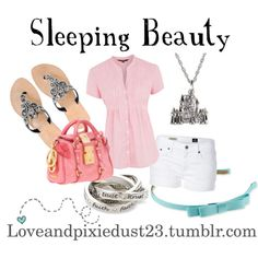 Sleeping Beauty Outfit<3