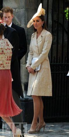 The Duchess' Full Look (July 30)