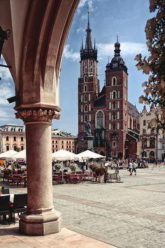 Krakow, Poland | by SW arts | via allthingseurope