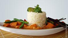 sweet potato curry - vegan - gluten free