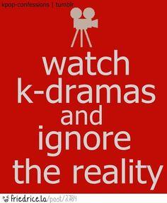 keep calm and watch k-drama