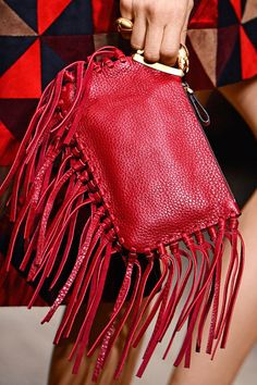 Shop Spring's Top Accessory Trends Spring 2014 Accessories Trends – Spring 2014 Best Handbags, Jewelry, and Shoes – Harper's BAZAAR Bags (Visited 3 times, 1 visits today) Trendy Handbags, Best Handbags, Purses And Handbags, Ladies Handbags, Hermes Handbags, Cheap Handbags, Fringe Bags, Fringe Purse, Spring Tops