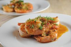 Travel by Stove: Tahitian Prawns - Recipes from French Polynesia
