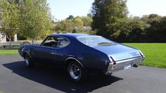 1969 Oldsmobile 442 W-30 Holiday Coupe - 3 - Print Image