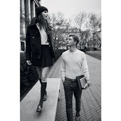 Benjamin Eidem for Man About Town ❤ liked on Polyvore featuring pictures, couples, photos, people, backgrounds and fillers