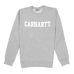 5c98f4932c87 CARHARTT COLLEGE SWEATSHIRT – upclassics