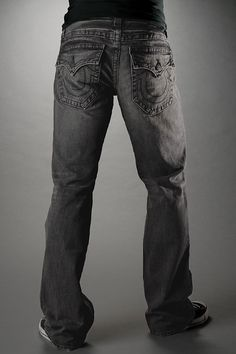 Genuine Religious beliefs Mens Bootcut Denim jeans, offering icon ...
