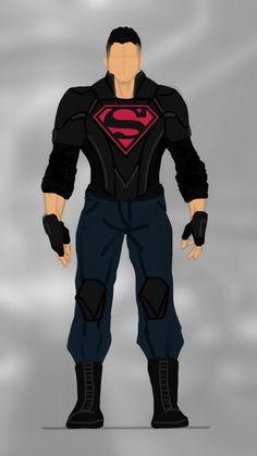 Superhero Suits, Superhero Characters, Superhero Design, Dc Characters, Dc Comics Superheroes, Dc Comics Art, Marvel Dc Comics, Marvel Heroes, Superman Suit