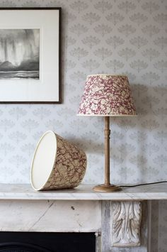 Rosi de Ruig make beautifully hand crafted paper lampshades that are a playful and colourful take on traditional design.