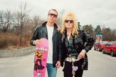 Michael Monroe & Andrew Reynolds