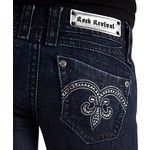Pre-owned Rock Revival Boot Cut Jeans