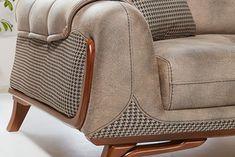 Kylie - Kylie Koltuk Takımı (1) Sofa Furniture, Sofa Chair, Chair Cushions, Sofa Set, Furniture Design, Tropical Furniture, Sofa Frame, Kylie, Living Room Sofa