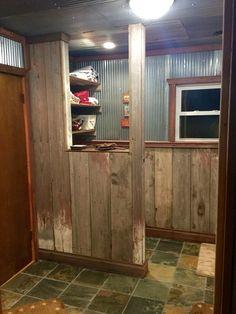 Barnwood Rustic Bath Bathroom In Repurpose Bathroom Remodel - Country bathroom remodel