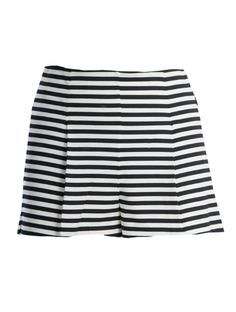 Spring Break must haves: Black + Ivory Shorts from Free People - available at www.styleto.co