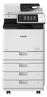 Color imageRUNNER ADVANCE C255iF Drivers Download Reviews- As a feature of Canon's propelled line of MFPs, the imageRUNNER ADVANCE C255iF model is brilliant for working environment situations that require a smaller and proficient across the board printer, scanner, copier and fax. Based on the imageRUNNER ADVANCE stage, this gadget conveys steady execution without breaking a …
