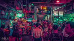 Hunting for what's left of Hong Kong's iconic neon signs, an essential element of this cityscape's visual culture, covering HK's streets for years with glow, i roamed the dazzling roads aimlessly reminiscing about a dystopian past that only existed in neo…