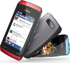 UNIVERSO NOKIA: Nokia Asha 305