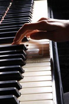 how to get grainy piano sound