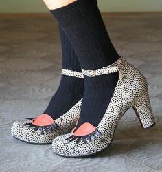 geraldine leo shoes / chie mihara