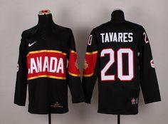 NHL Winter Olympics Canada Hockey Jerseys 36