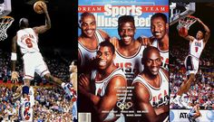¿Cuál fue el Dream Team de 1992? Dream Team 1992, Nba Tv, Jumpman Logo, Music Week, Men's Pocket Squares, Great Team, Beautiful Songs, Running Training, Happy Fathers Day