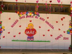 mural do dia da mãe - Pesquisa do Google