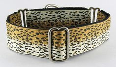 Jungle Beat: The Regal Hound - Unique fashionable designer martingale and buckle dog collars, from cute to fancy, humane and soft choke for all canine breeds