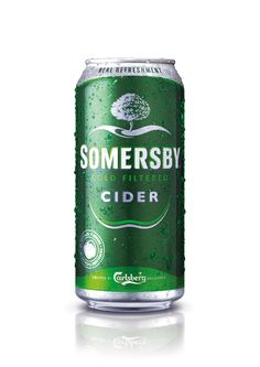 Somersby UK | Packaging of the World: Creative Package Design Archive and Gallery