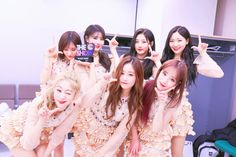 2017.11.28 Lovelyz Twinkle 1st Win at THE SHOW