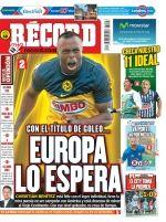 Portada RÉCORD 01-05-2012 | México
