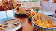 제주도 아날로그 감성의 양식당 커뮤니테이블 : 네이버 블로그 Spaghetti, Ethnic Recipes, Food, Eten, Meals, Noodle, Diet