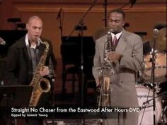 Tenor Sax   Straight No Chaser by Joshua Redman and James Carter