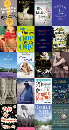 The best new books out July 2014! Summer reading just got hotter.