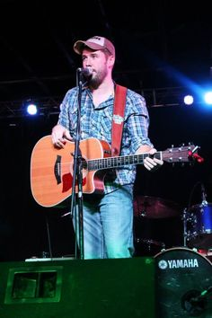 Drew at Ranchmans Country Christmas 2013