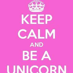 Unicorns. ...