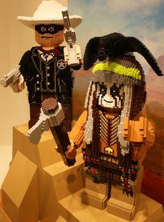 The Lone Ranger (Theme) - Brickipedia, the LEGO Wiki