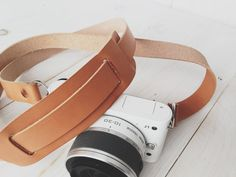 No.16 Leather Camera Strap