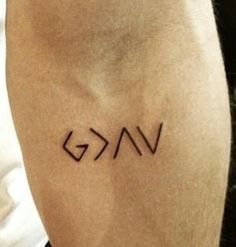 God is greater than any ups and downs.
