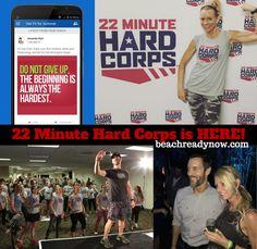 22 Minute Hard Corps Challenge Group #22MinuteHardCorps