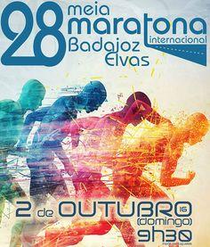 Meia Maratona Badajoz/Elvas 2016: Inscrições até dia 28 de Setembro
