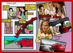 Learn How to Make Comics in Photoshop ..