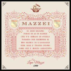 Io arei bisogno forse di 2/3 di barile, che v'è rimaso di quello torbido, per riempire il mio bianco. Io l'assaggiai ieri: egli è troppo buono, come che è sia molto arrozzito. Ser Lapo Mazzei, 27 aprile 1369 @marchesimazzei #marchesimazzei #fonterutoli #wine #tuscany #winequotes