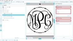 Edit properties to save design to Silhouette Studio library by My Paper Craze for Silhouette School