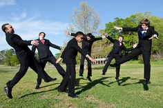 Naruto - Eight Trigrams Palm Rotation Prom Picture-Prom Ideas-Group Pictures Guys