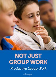 To ensure productive group work, teachers must communicate expectations, strategically build groups, structure activities, scaffold work with a supportive classroom culture, and stress individual accountability.