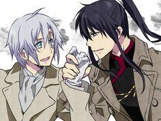 d.gray-man | Tags: Anime, Monokuropengin, D.Gray-man, Allen Walker, Yuu Kanda