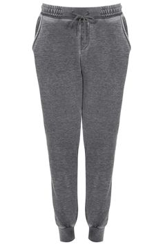 Burnout Joggers - Topshop USA