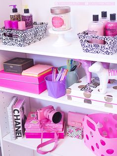 This is perfect to all girls who love pink...ME!